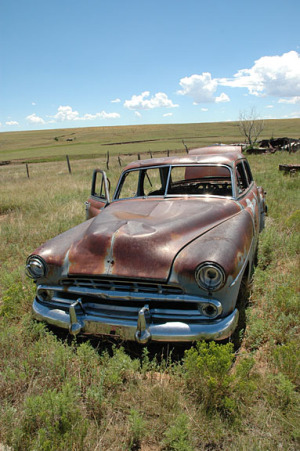 Colmor New Mexico Ghost Town