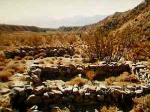 Tule Canyon - Nevada Ghost Town