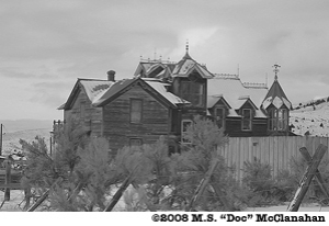 Nevada City Montana Ghost Town