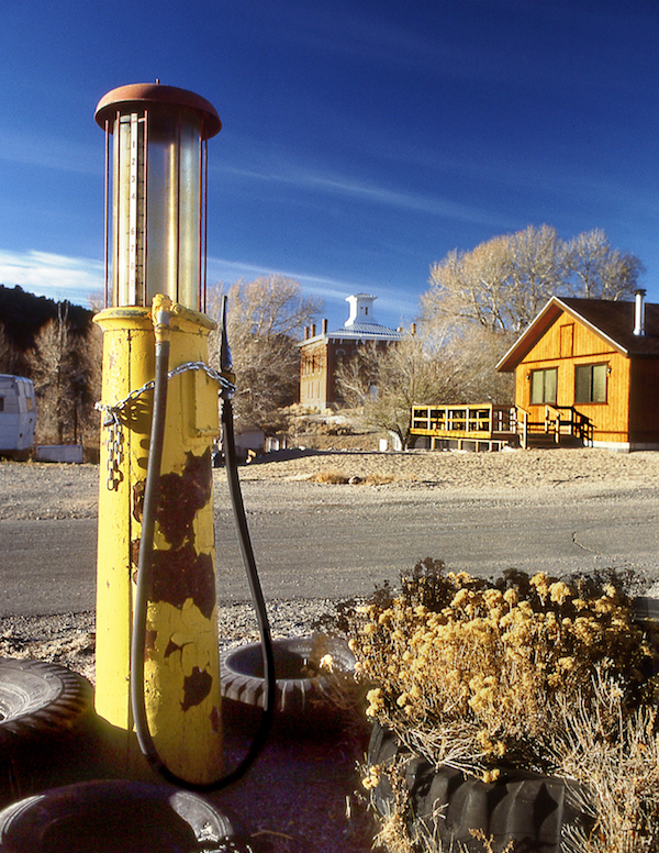 Belmont - Nevada Ghost Town